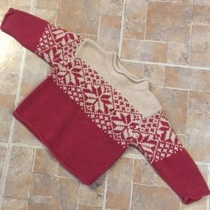 Lands End sweater size toddler 3T